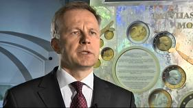 Latvia Central Bank governor detained by anti-graft agency