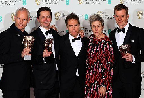 برندگان جایزه بفتا برای بهترین فیلم