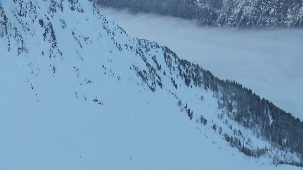 Quatre morts dans les stations de ski françaises