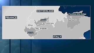 Valanghe sulle Alpi causano vittime in Svizzera e Italia