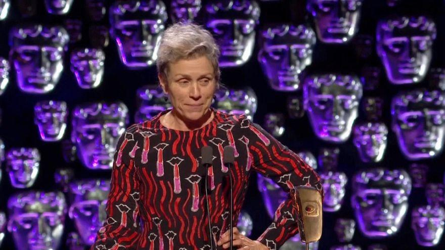 Tres anuncios en las afueras gana 5 premios BAFTA