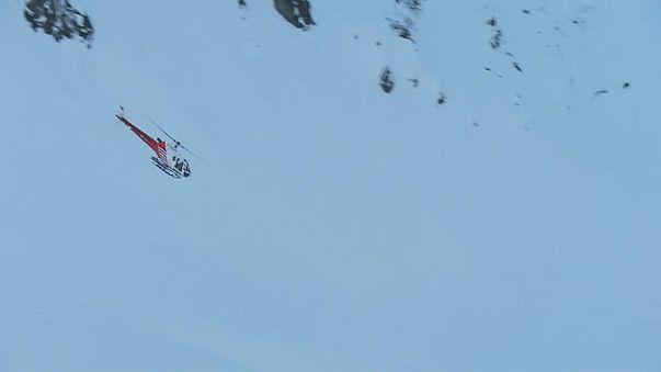 Quatro pessoas morrem na neve nas montanhas francesas