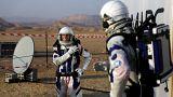 شاهد: تجربة محاكاة للعيش على المريخ في صحراء النقب