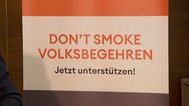 Austria: una petizione contro il fumo nei locali