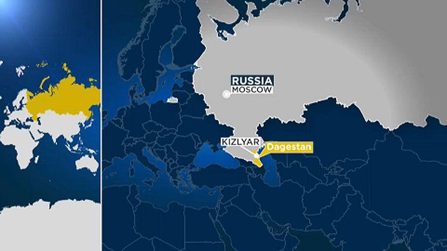 Keresztény híveket lőttek le Dagesztánban
