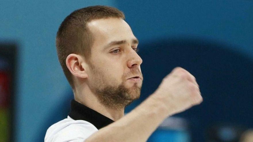 Dopage : le curleur russe Aleksander Krouchelnitski contrôlé positif aux JO