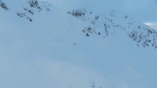 Άλπεις: Τρεις νεκροί από χιονοστιβάδα