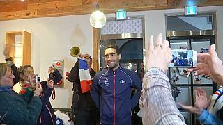 "Tony Estanguet salue le ""très très grand champion"" Martin Fourcade!"