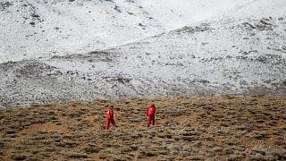Ιράν: «Θρίλερ» με τα συντρίμμια του αεροσκάφους