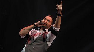 Σε τροχαίο τραυματίστηκε ο τραγουδιστής Ηλίας Βρεττός