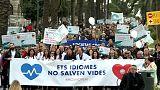 Médicos y enfermeros de Baleares contra el catalán obligatorio