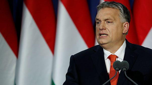 """Orban: """"Der Westen wird fallen"""""""