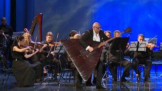Sochi surprises at the Winter International Arts Festival