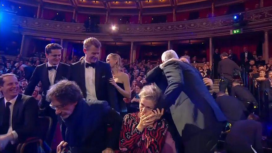 """Großer Gewinner der Bafta-Awards: Fünf Preise für """"Three Billboards"""""""