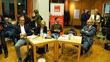 """SPD: """"sim"""" ou """"não"""" à coligação com Angela Merkel?"""