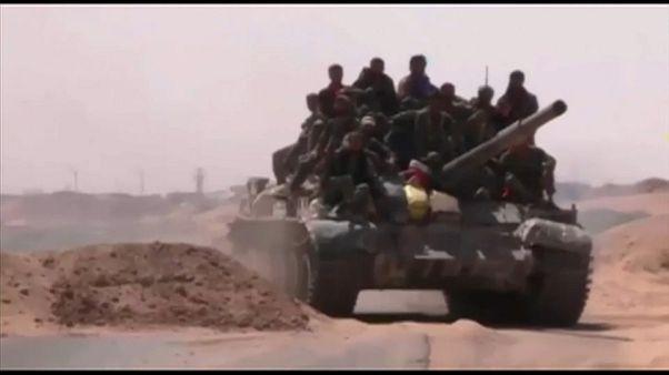 Guerra na Síria está prestes a entrar numa nova fase