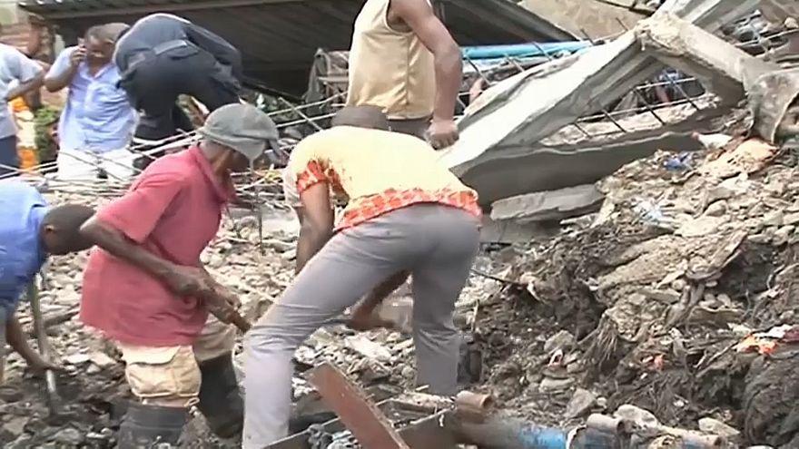 Pelo menos 17 mortos em colapso de lixeira em Maputo