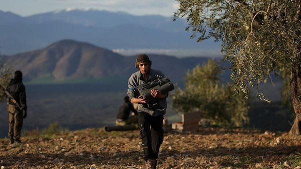L'armée syrienne prête à intervenir à Afrine