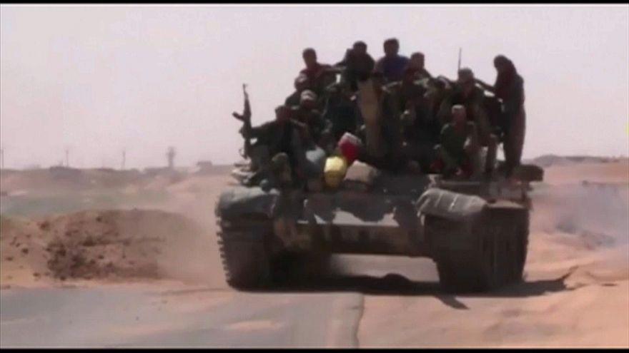 Damasco se suma al conflicto de Afrín
