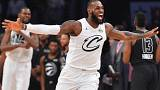 LeBron James illumine un All-Star remodelé