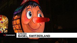 Карнавал в Базеле