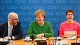 Merkel-Vertraute Kramp-Karrenbauer (55) soll CDU-Generalsekretärin werden
