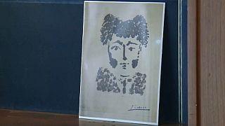 Elloptak egy Picasso-nyomatot
