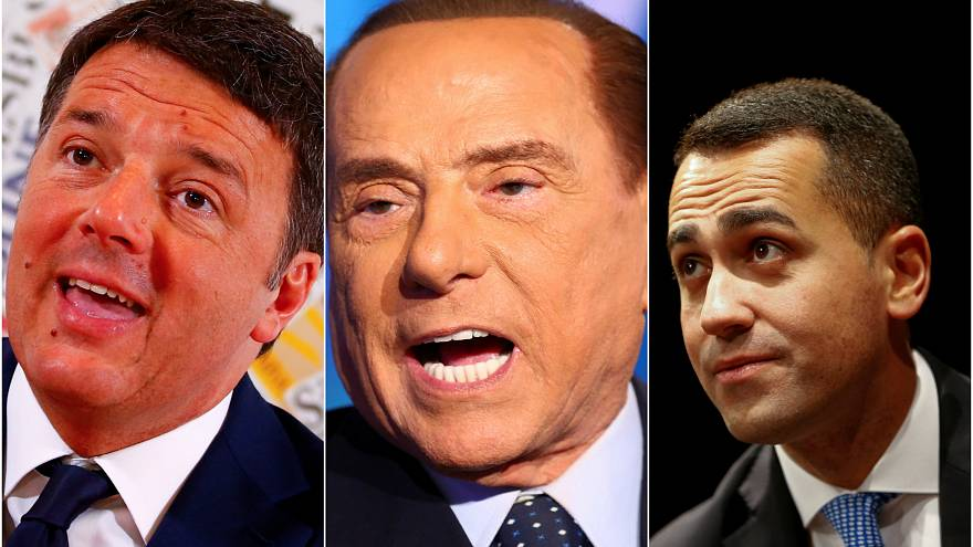 Elezioni italiane: i leader in fuga dalle piazze