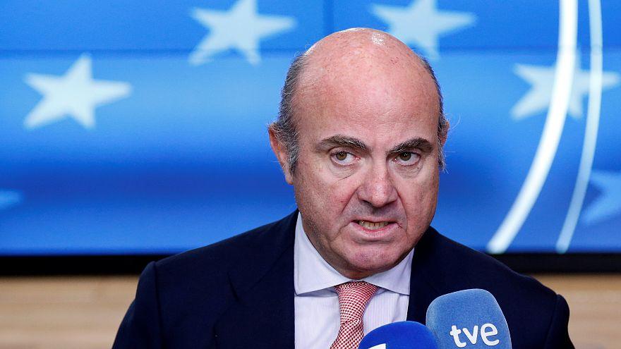 Luis de Guindos substitui Vítor Constâncio no Banco Central Europeu