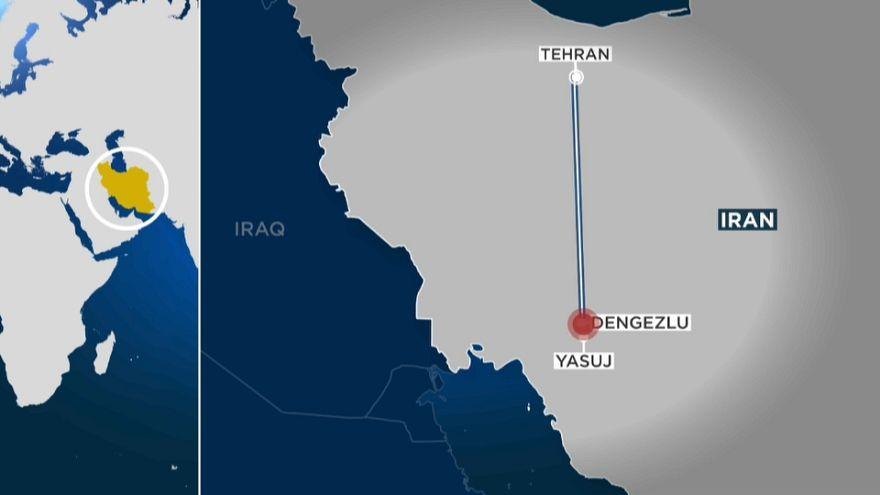 Iran, il giallo dell'aereo scomparso