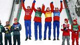 Los noruegos imponen su ley en los Juegos de Pyeongchang