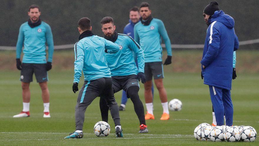 BL: Chelsea-Barcelona rangadó