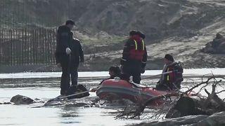 Türkisch-griechische Odyssee: Flüchtlingstragödie am Fluss Evros