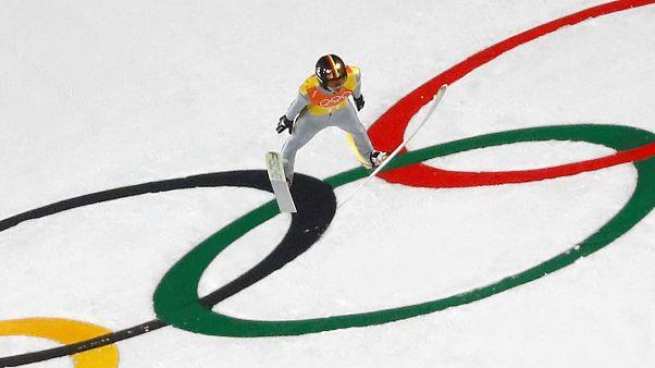 Олимпиада. День 11-й