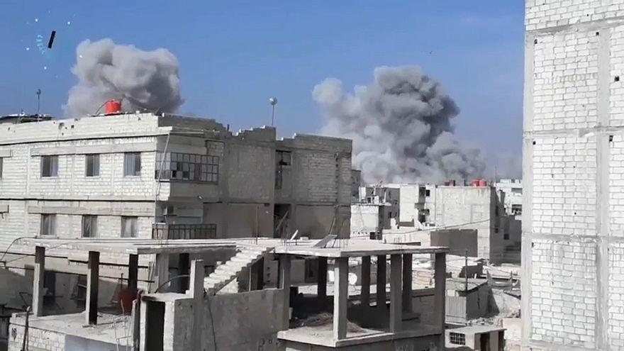 مقتل العشرات في قصف على الغوطة الشرقية خلال الساعات الماضية