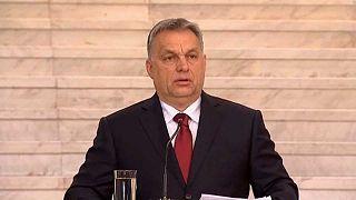 Orban : 'AB İslamlaşıyor'