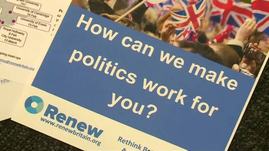 Anti-Brexit party launches in the UK