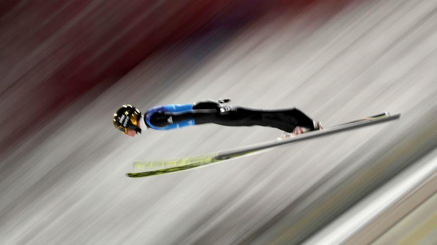 Pyeongchang2018: Salto de ouro