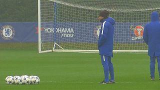 Duelo Chelsea vs Barcelona na Liga dos Campeões