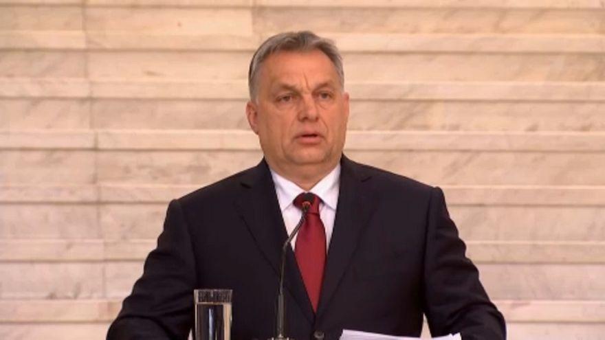 """Orban in visita a  Sofia: """"immigrazione pericolosa per la sicurezza"""""""
