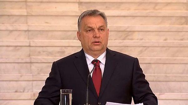 """Орбан: """"миграция угрожает европейской христианской культуре"""""""