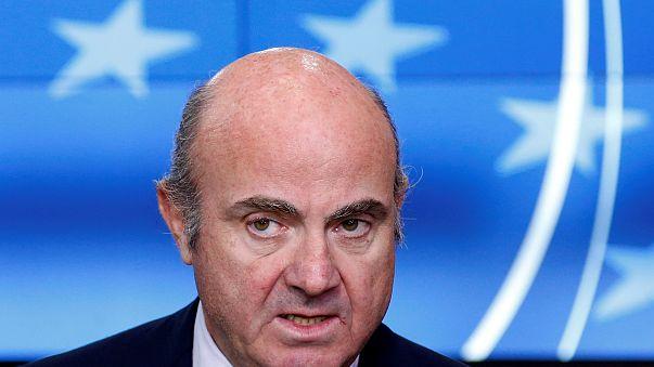 Luis de Guindos, futuro vicepresidente del BCE