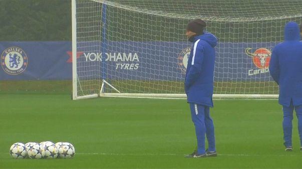 Champions League: il Chelsea di Conte tenta l'impresa