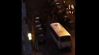 درگیری دراویش با پلیس تهران؛ اتوبوس سه مامور را زیر گرفت و کشت