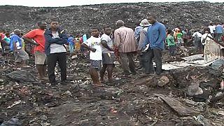 Mozambico: crolla montagna di rifiuti, strage a Maputo