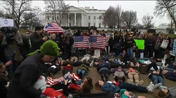 """USA: dopo #metoo c'è """"le nostre vite"""": giovani contro le armi"""