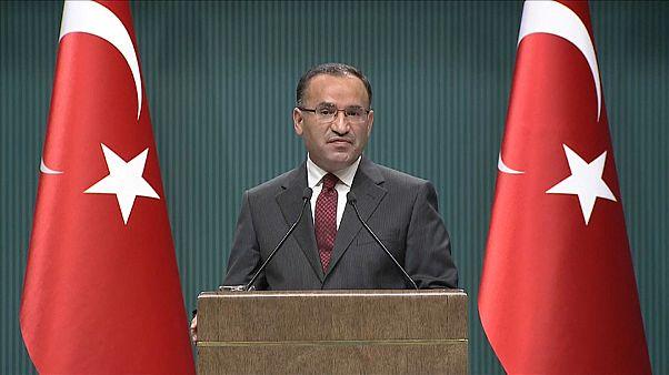 Afrin: Türkei warnt Syrien vor Eingreifen