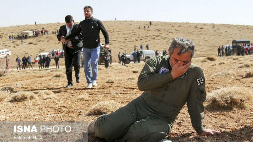 سقوط هواپیمای تهران-یاسوج؛ دستکم ۳۰ جسد پیدا شد