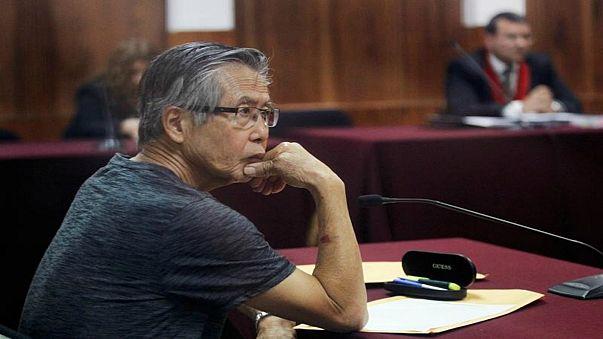 رئيس بيرو السابق أمام القضاء مجددا