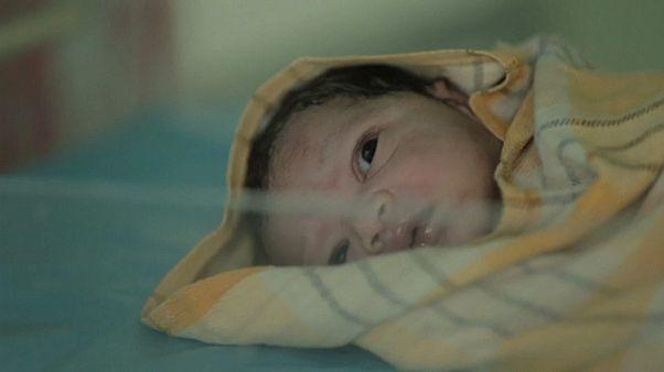 """Unicef:""""Il mondo dimentica i suoi neonati"""""""